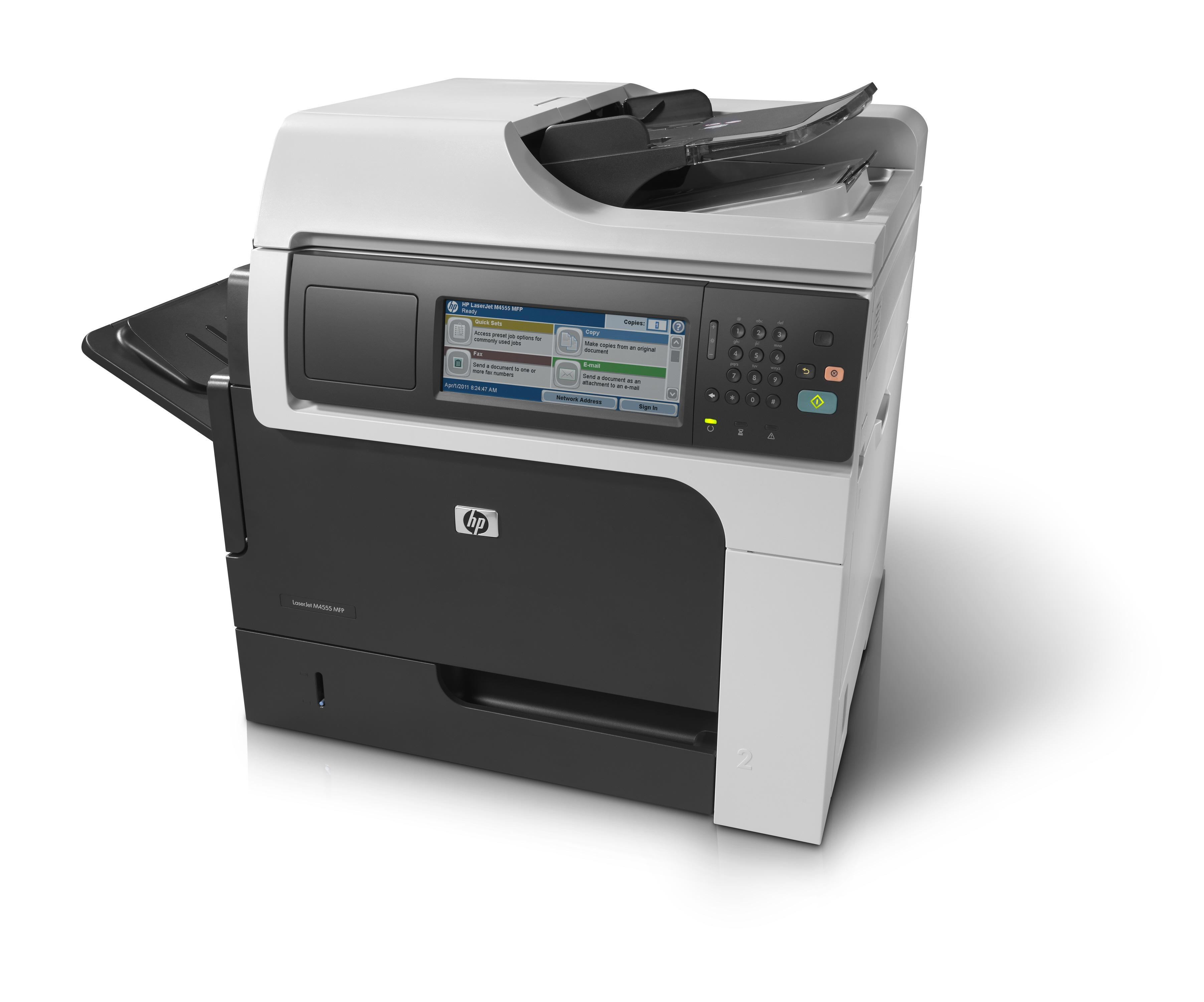 HP Laser Jet Enterprise M4555 MFP