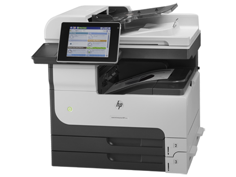 HP Laser Jet Enterprise MFP M725dn
