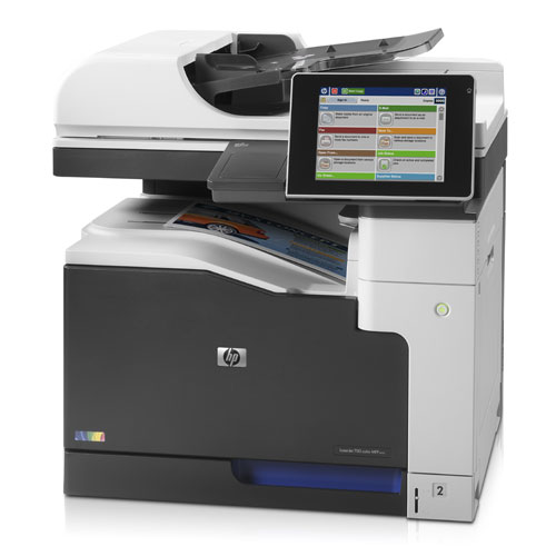 Laser Jet Enterprise 700 Color MFP M775dn
