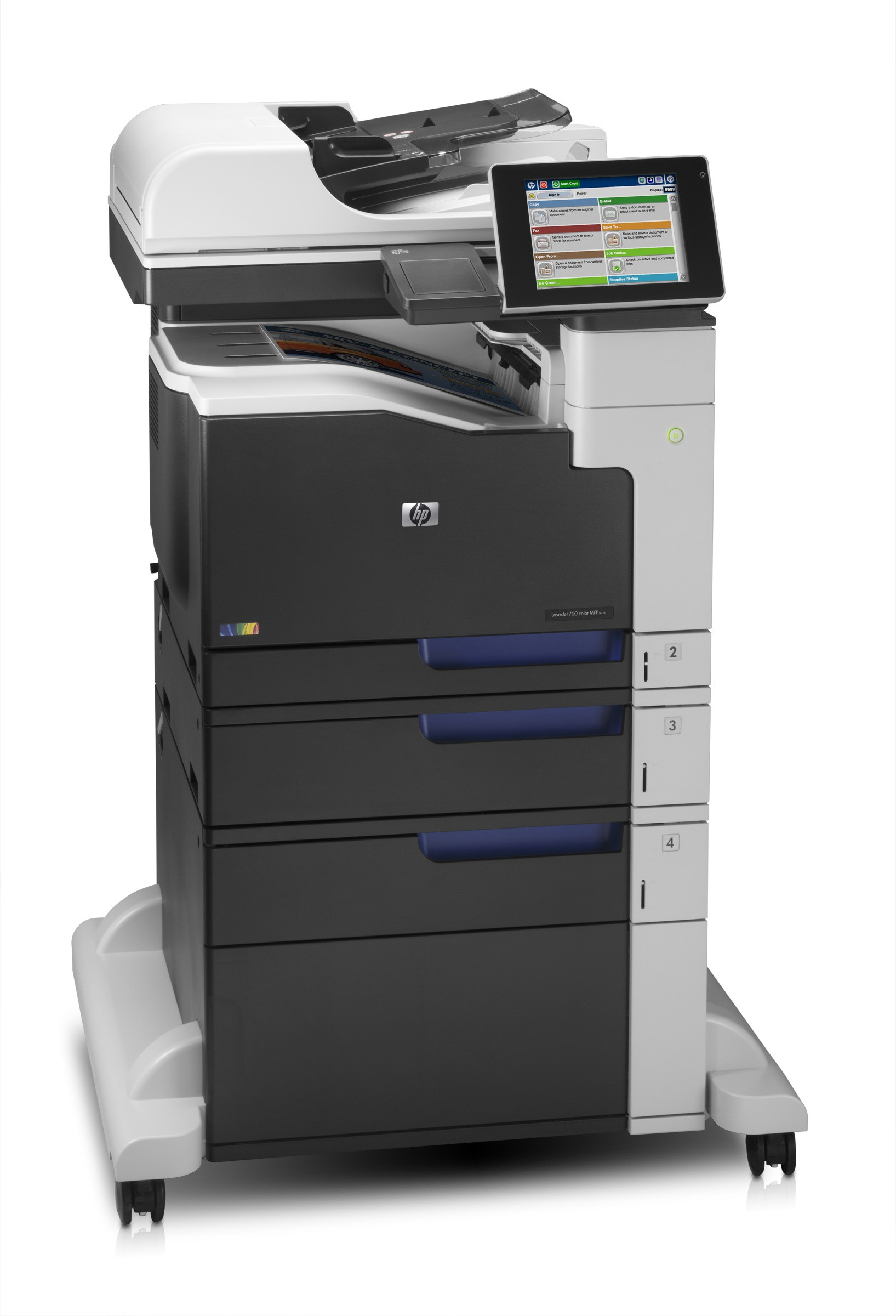 Laser Jet Enterprise 700 Color MFP M775f