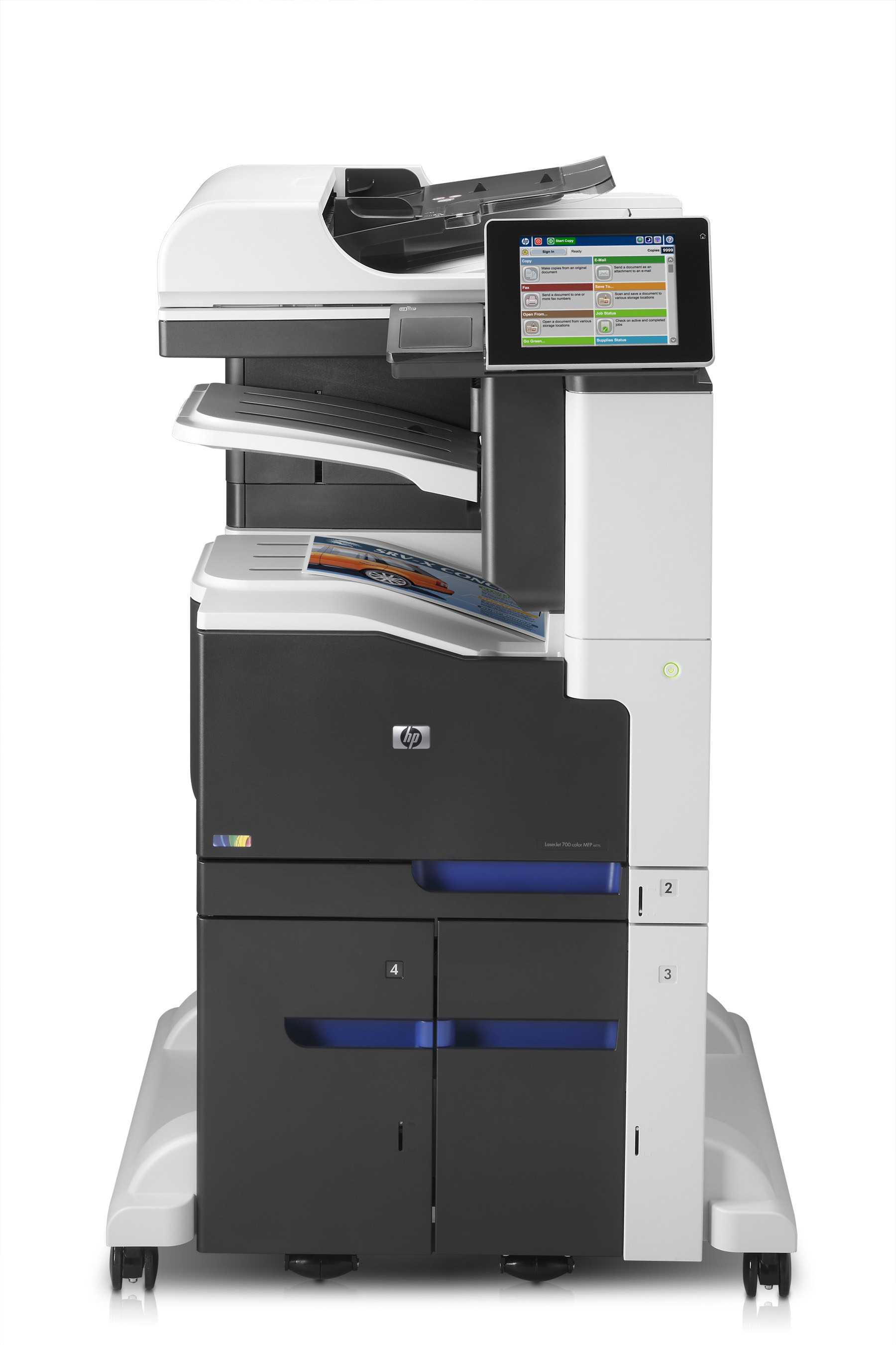 Laser Jet Enterprise 700 Color MFP M775z