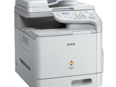 EPSON ACULASER CX37DTN_Coffee Cropper